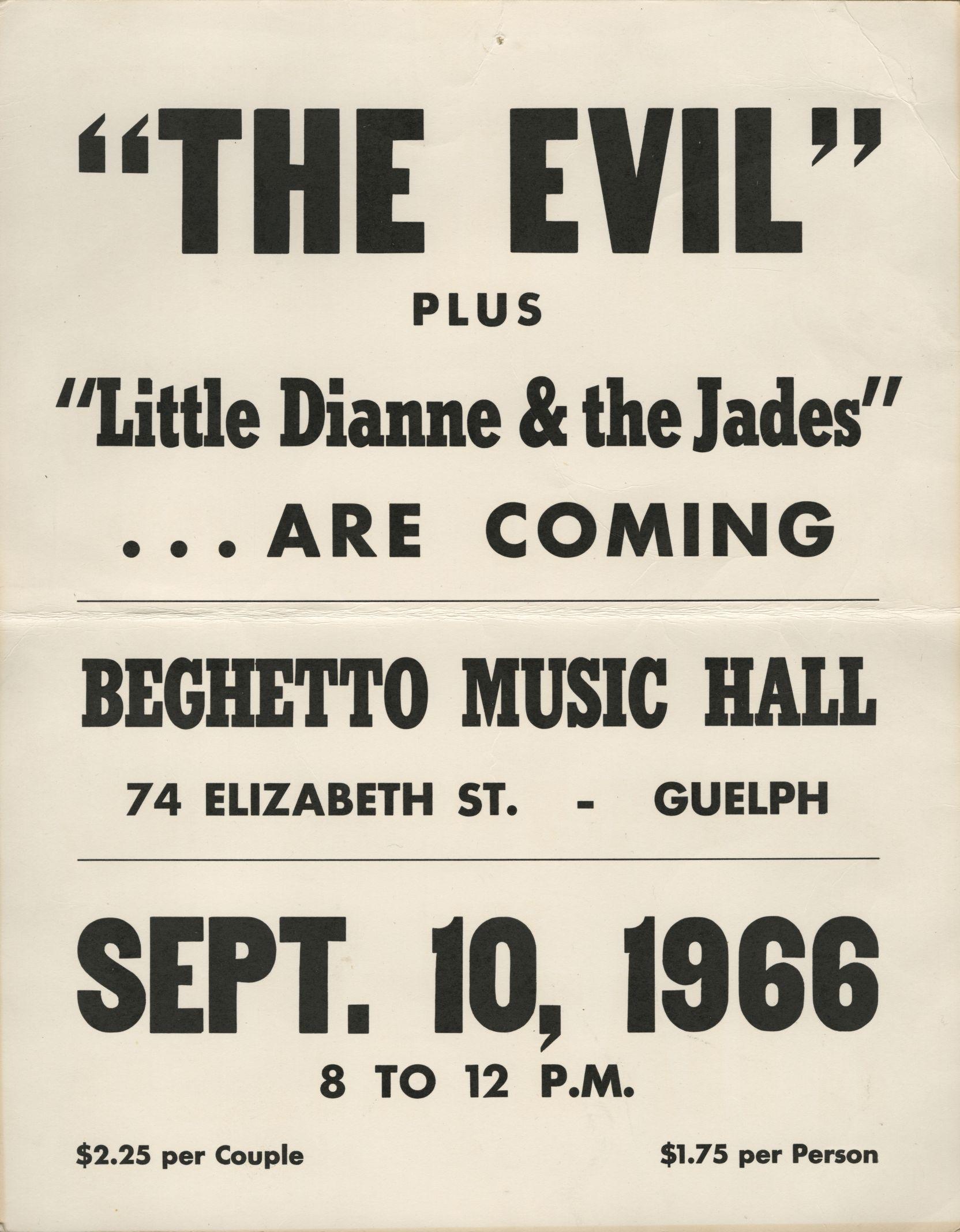 The Evil headlines