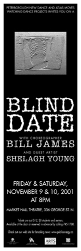 Atlas Moves Watching - A Blind Date with Bill James