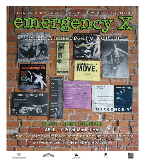 Emergency X Part 2 - Repeat Offenders