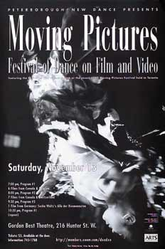 Moving Pictures Festival of Dance on Film and Video