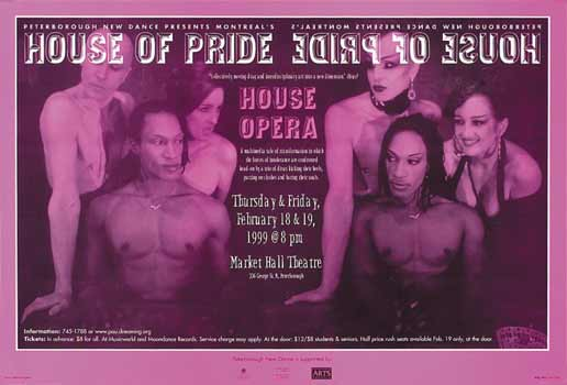 House of Pride - House Opera