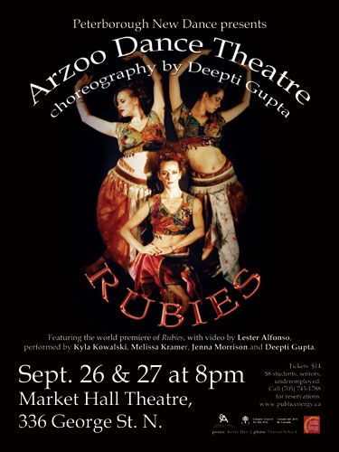 Arzoo Dance Theatre: Rubies
