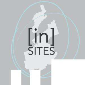 Insites series logo with a Public Energy logo behind it.