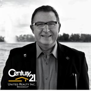 Headshot of Dave Robertson of Century 21 Real Estate.