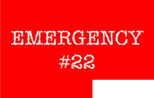 Emergency Performance Festival #22