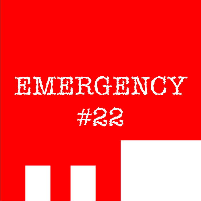 Emergency Performance Festival #22