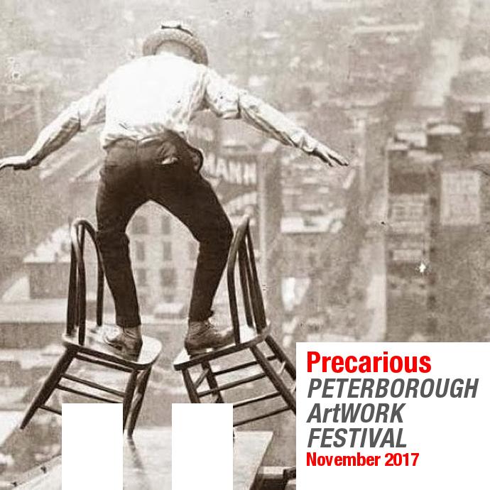 Precarious Festival  in the photo.