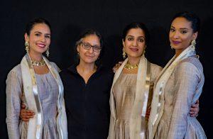 Aasttha Khajuria, Deepti Gupta, Parul Gupta, and Reshmi Chetram-Dave