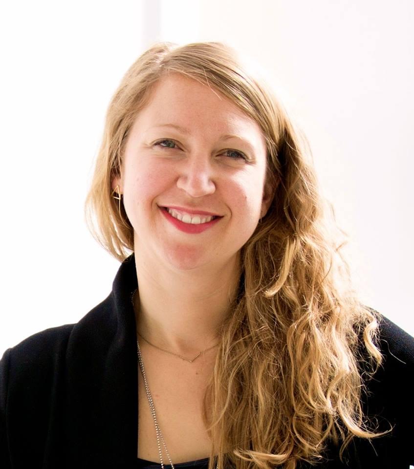 Headshot of Victoria Mohr-Blakeney