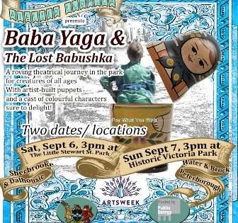 Baba Yaga and The Lost Babuska