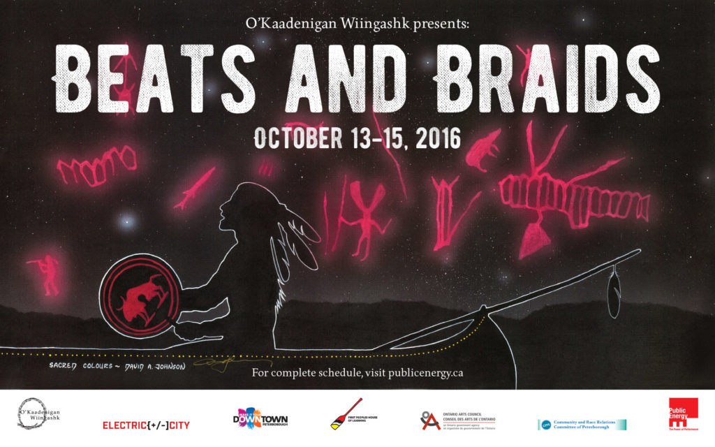 Beats and Braids poster