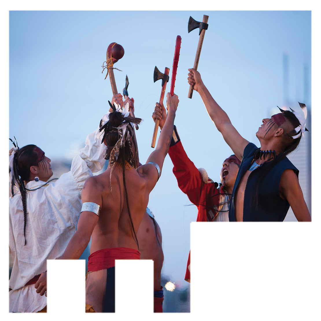 Kaha:wi Dance Theatre Presents The Honouring