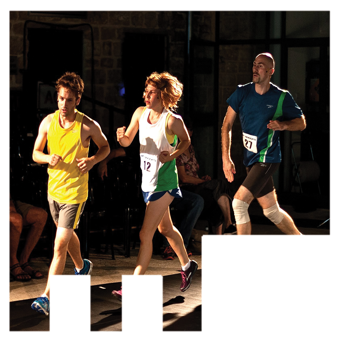 Marathon  in the photo.