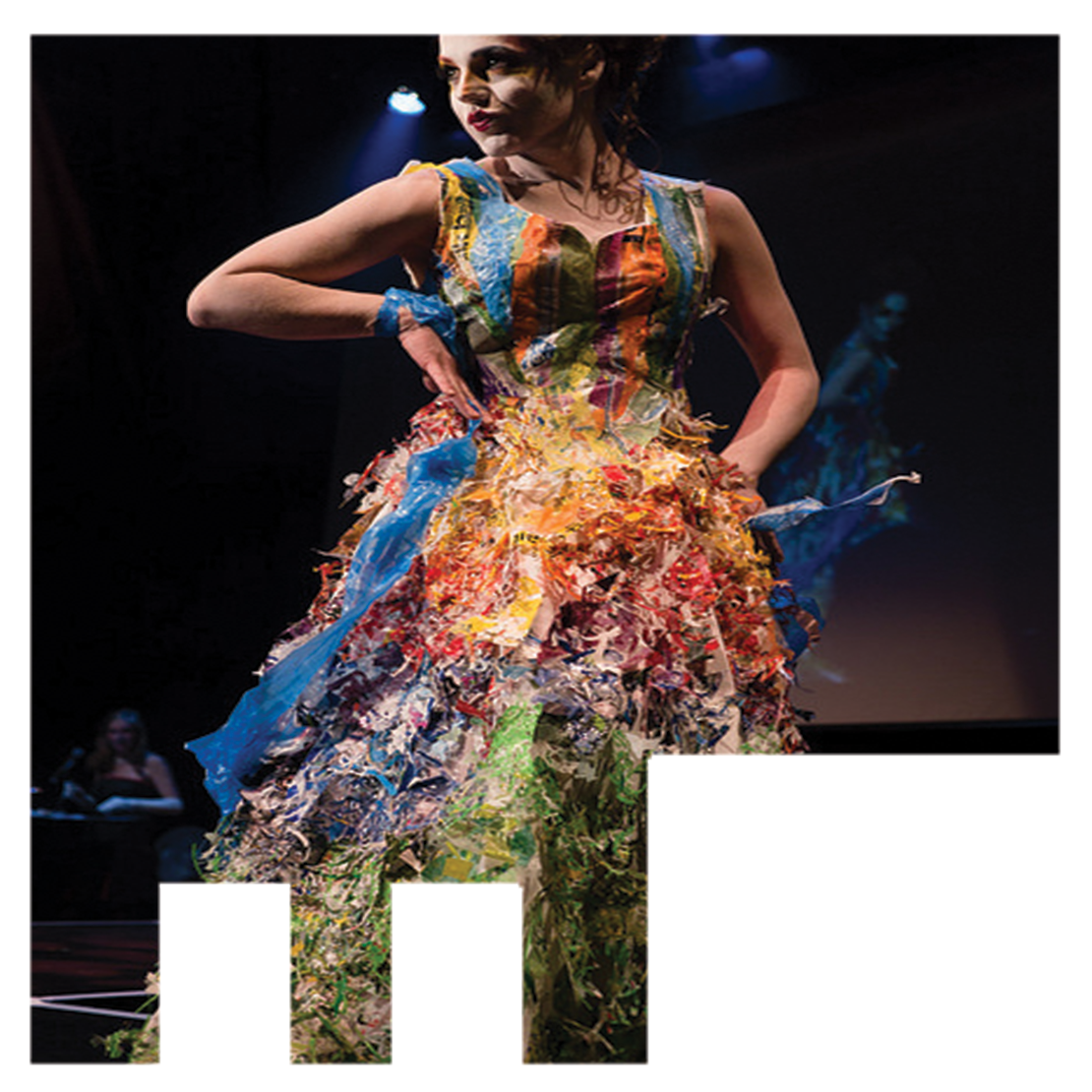 The 2016 Wearable Art Show Featuring the Runway Challenge  in the photo.