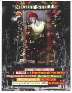 Poster for Night Stills