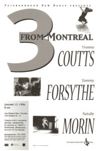 Poster for 3 From Montreal