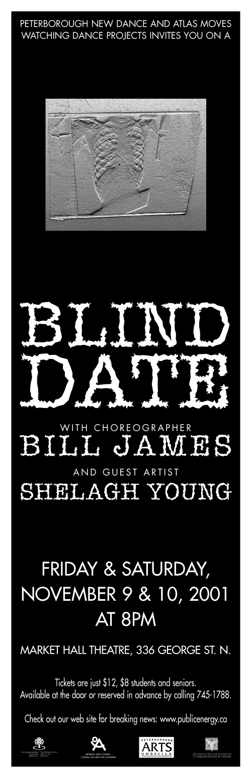 Poster for Blind Date