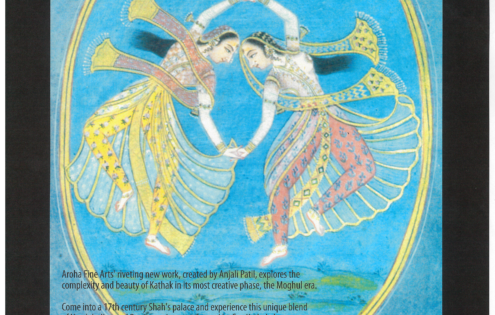 Aroha Fine Arts Dance Co – Dancing in the Moghul Courts