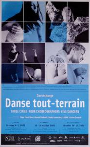 Poster for Danse tout-terrain