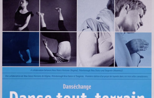 CanDance Exchange Project: Danse tout-terrian
