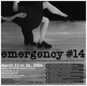 Poster for Emergency #14