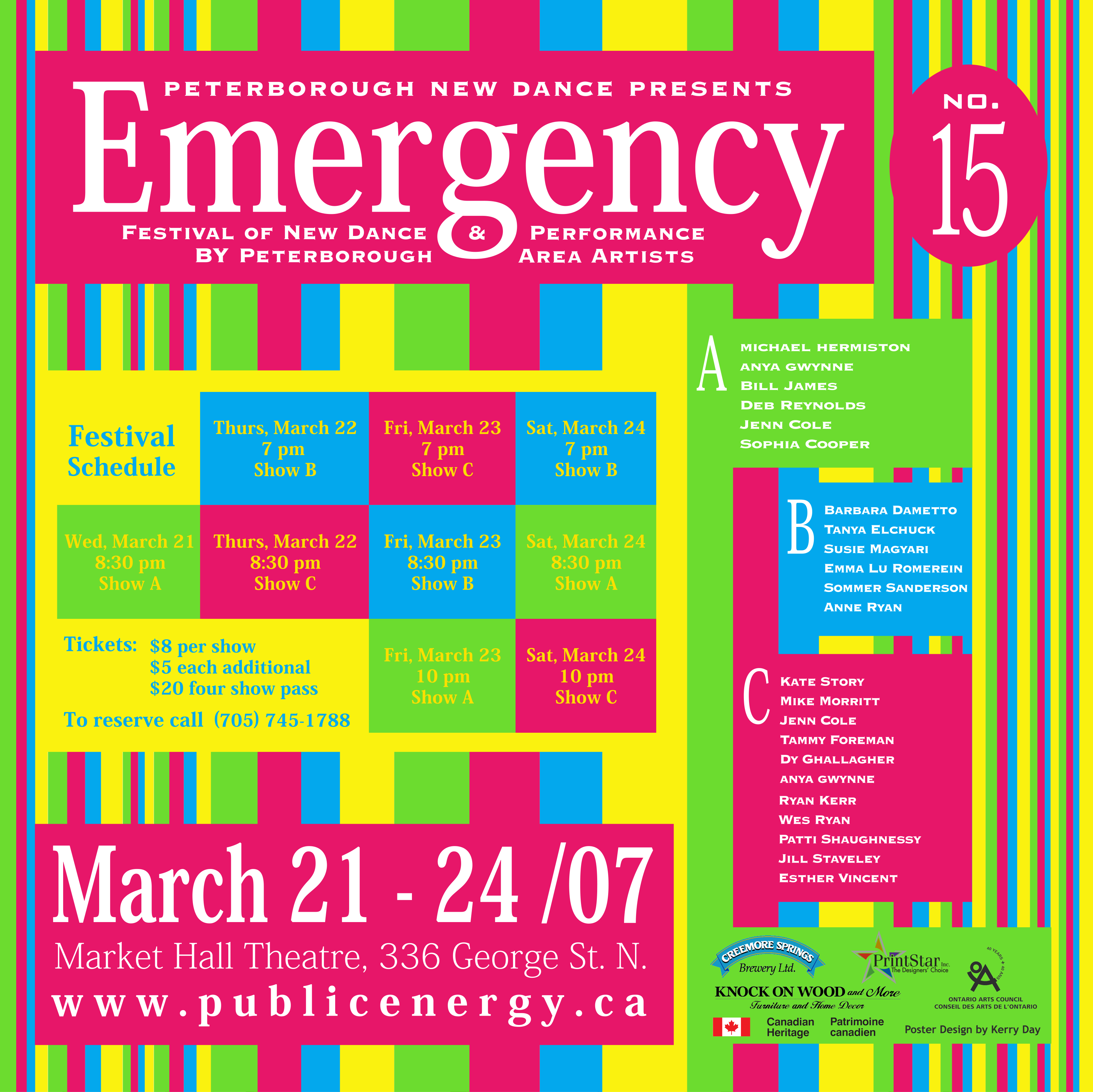Poster For Emergency #15