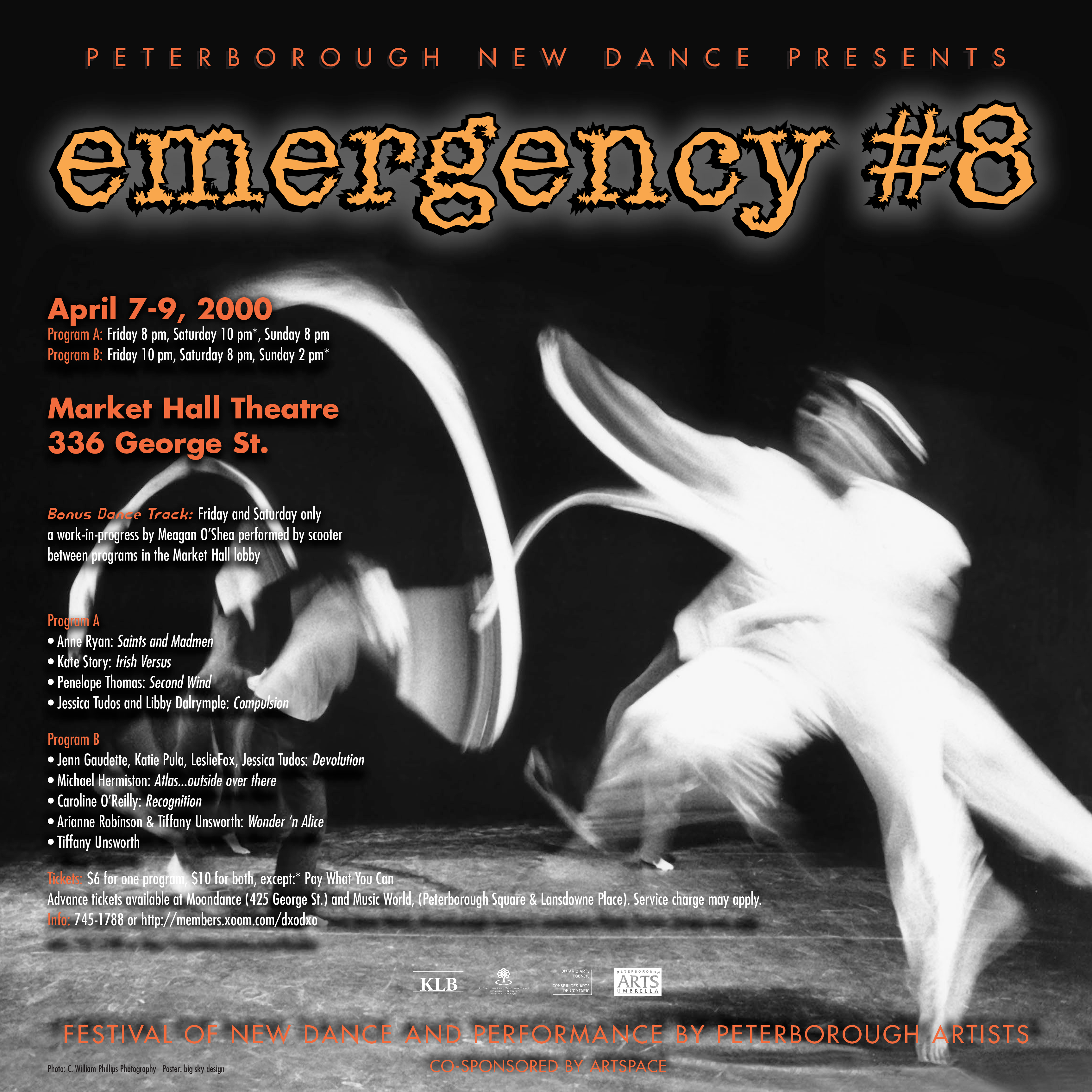 Poster for Emergency 8