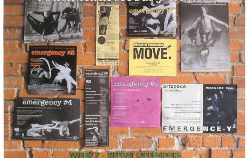 Emergency X Part 1 – All New Stuff
