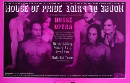 House of Pride – House Opera