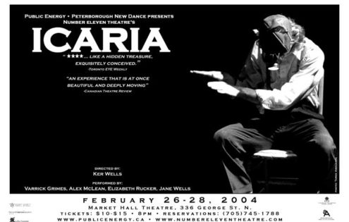 Number Eleven Theatre: Icaria