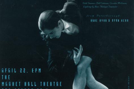 Laurence Lemieux – An Evening of New Dance