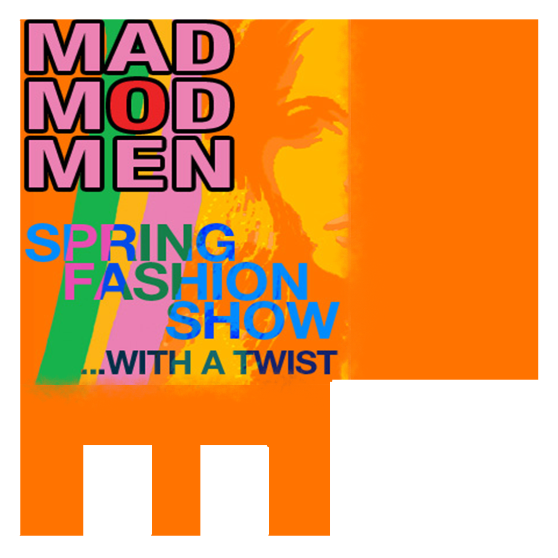 MAD MOD MEN  in the photo.