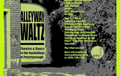 Alleyway Waltz