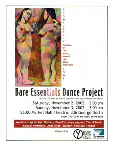 Bare Essentials '02