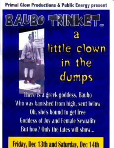 Poster for Baubo Trinket