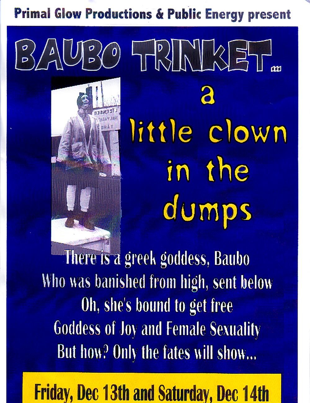 Poster for Baubo Trinket