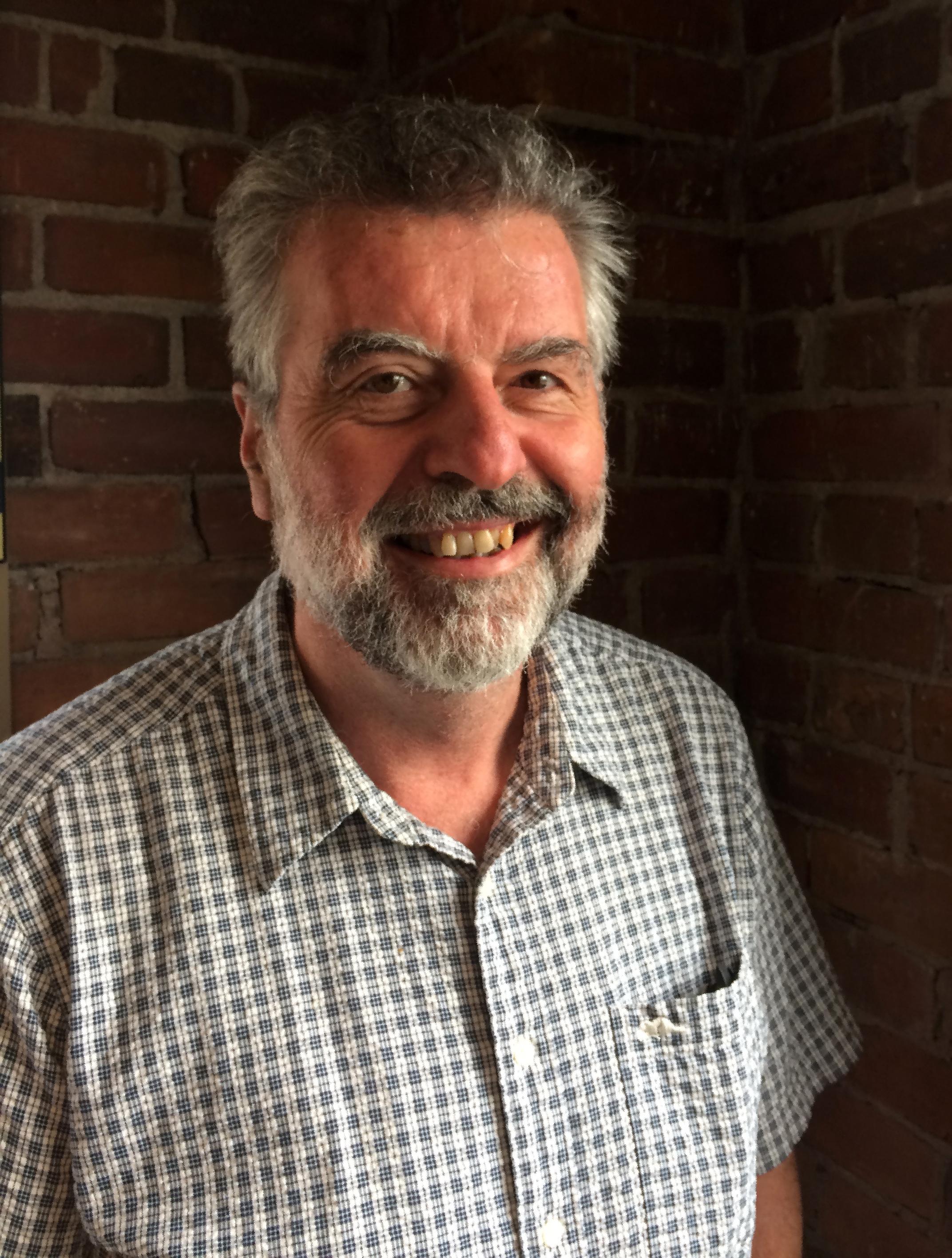 Headshot of Colin MacAdam