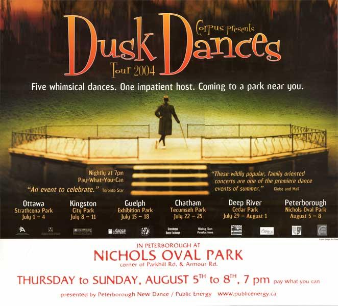 Dusk Dances 2004  in the photo.
