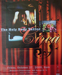 Holy Body Tattoo – Circa