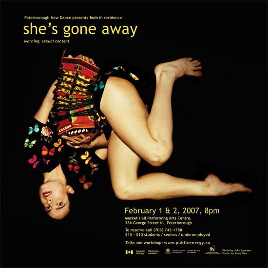 hum – She's Gone Away