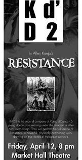 K d'D2 – Resistance