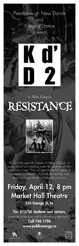 K d'D2 – Resistance  in the photo.
