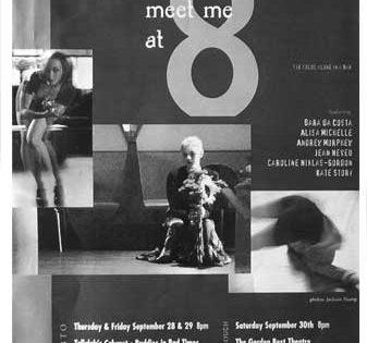 Meagan O'Shea – Meet Me At 8
