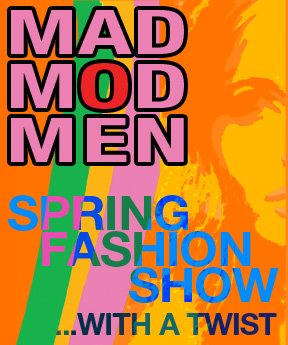 MAD MOD MEN