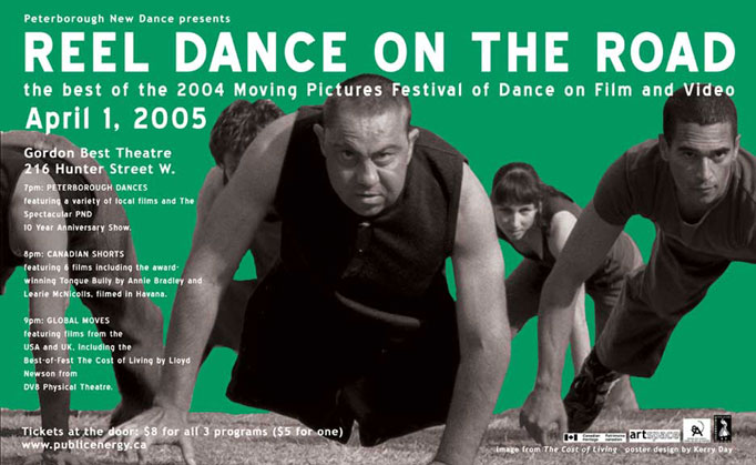 Moving Pictures Festival: Reel Dance on the Road