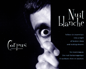 Poster for Nuit Blanche