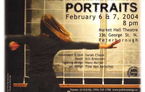 Sarah Chase: Portraits