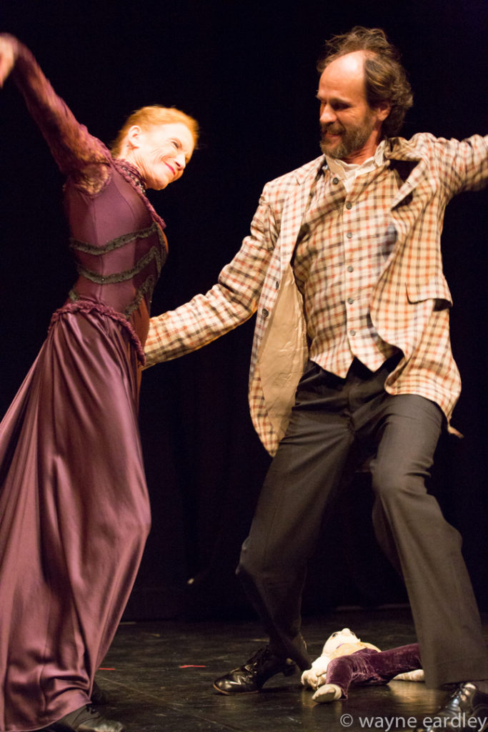 """""""Love, Sex and Brahms"""" Performance. Performed by Evelyn Hart & Bill Coleman"""