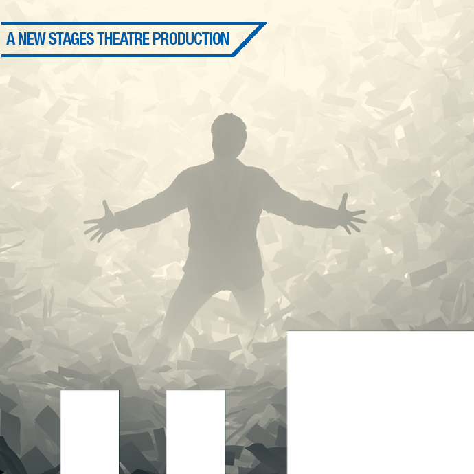 New Stages Theatre Company: <em>Every Brilliant Thing</em> in the photo.