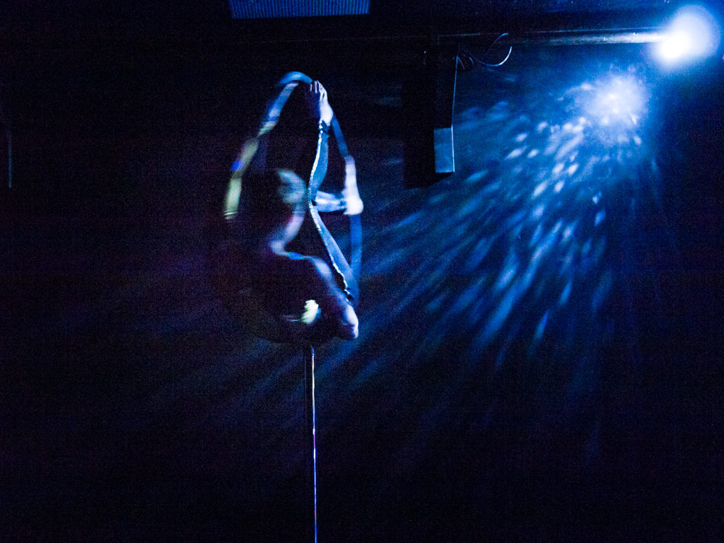 Ann Jaeger's A Song for Evermor with performer: Nicole Malbeuf